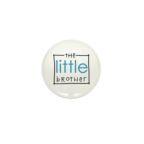 the Little brother Mini Button