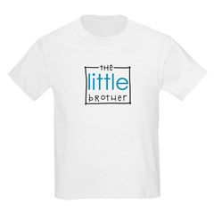 the Little brother Kids T-Shirt