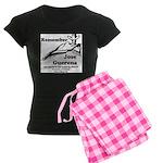 Remember Jose Women's Dark Pajamas