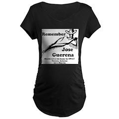 Remember Jose Maternity Dark T-Shirt