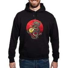 dragon LesPaul Hoodie
