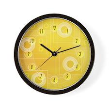 """Chisel"" Wall Clock"