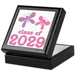 2029 Girls Graduation Keepsake Box