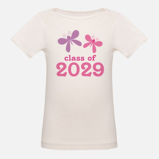 2029 Girls Graduation Tee