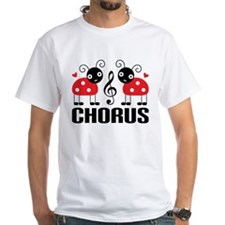 Chorus Music Gift Ladybug Shirt