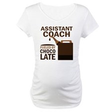 Funny Assistant Coach Shirt