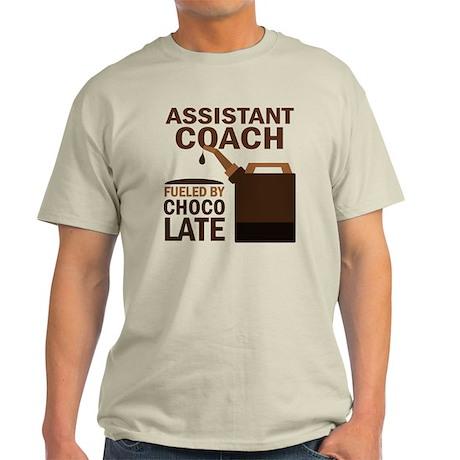 Funny Assistant Coach Light T-Shirt