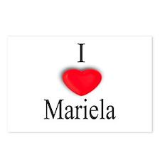 Mariela Postcards (Package of 8)