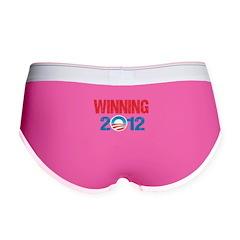 winning 2012 Women's Boy Brief