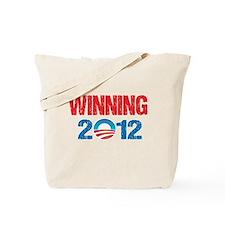 winning 2012 Tote Bag