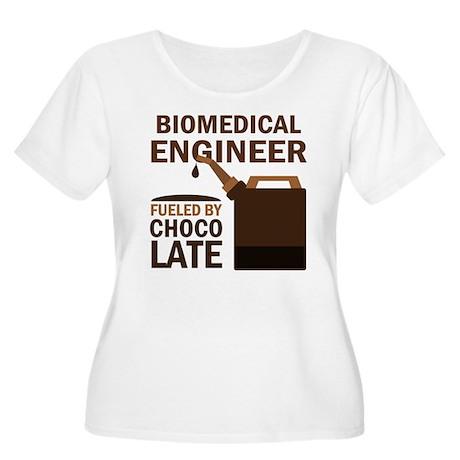 Funny Biomedical Engineer Women's Plus Size Scoop