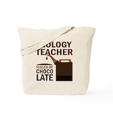 Funny Biology Teacher Tote Bag