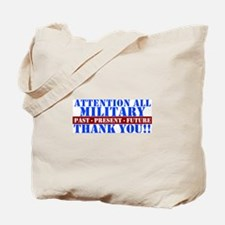 Cool Thank you Tote Bag