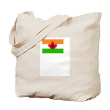Indo Canadian Tote Bag