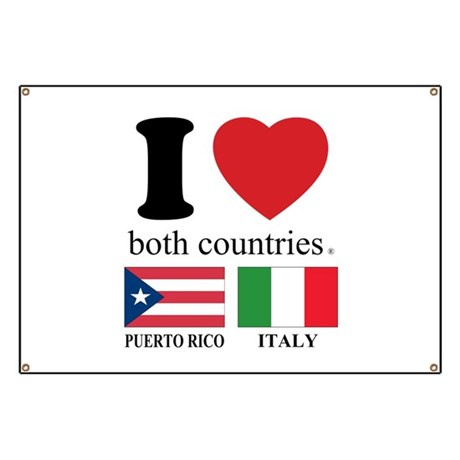 PUERTORICO-ITALY Banner