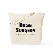 Brain Surgeon Gamer Tote Bag