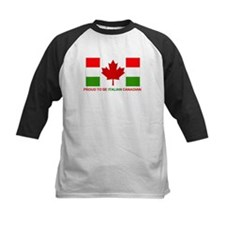 Proud to be Italian Canadian Tee