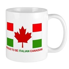 Proud to be Italian Canadian Mug