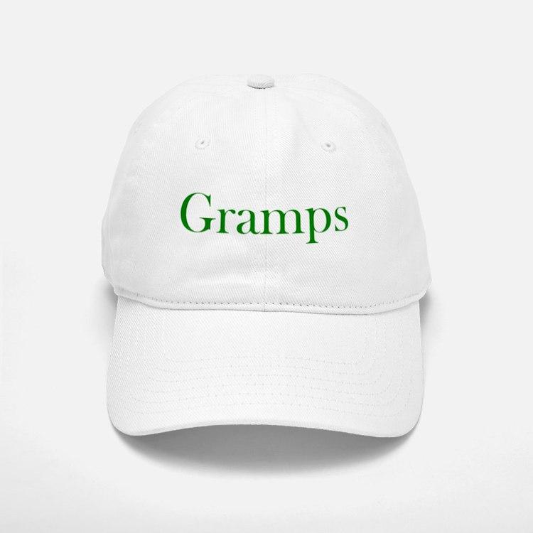 Gramps Baseball Baseball Cap