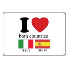 ITALY-SPAIN Banner