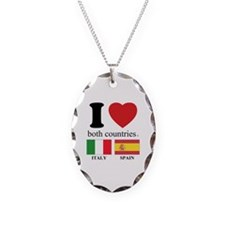 ITALY-SPAIN Necklace