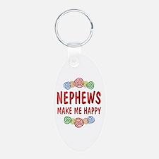 Nephew Happiness Keychains