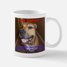 Dog Fighting Mug