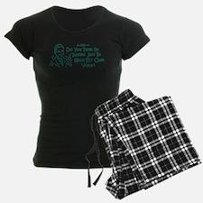 Dadism - Just To Hear My Own Voice Pajamas