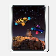 CE3K UFOs V2 Mousepad