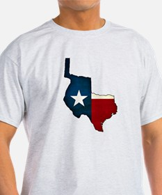 Cute The lone star state T-Shirt