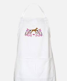 Red Headed Weims! Apron