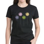 Summer Flowers Women's Dark T-Shirt