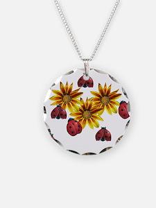 Ladybug Party Necklace