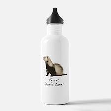 Ferret Don't Care! Water Bottle