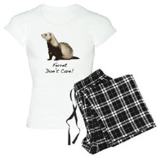 Ferret Don't Care! Pajamas