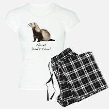 Ferret Don't Care! Pajamas