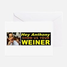 TWITTER IT TO ME ANDY Greeting Cards (Pk of 20)