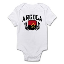 Angola Infant Bodysuit