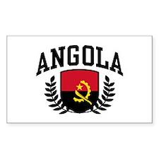 Angola Decal