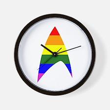 Star Takei Wall Clock