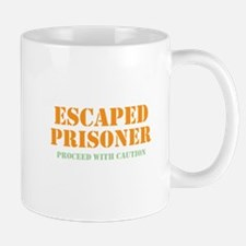 Cute Jailbird Mug