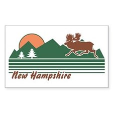 New Hampshire Decal