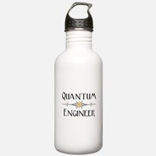 Quantum Engineer Line Water Bottle