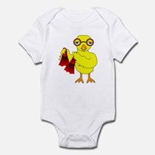 Swim Chick Infant Bodysuit