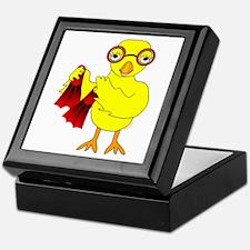 Swim Chick Keepsake Box