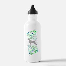Summertime Weims Water Bottle