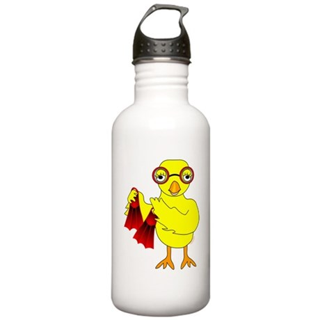Swim Chick Stainless Water Bottle 1.0L