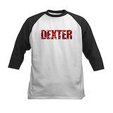 Dexter showtime Baseball Jersey