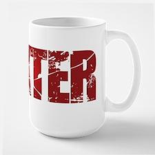 [Red] Dexter Ceramic Mugs