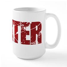 [Red] Dexter Mug